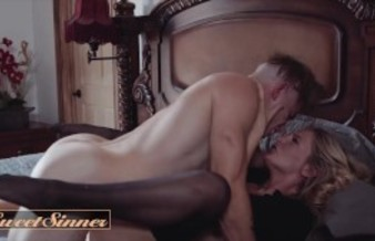 Sweet Sinner - Nathan Bronson Is Horny For His Mom's Friend Mona Wales