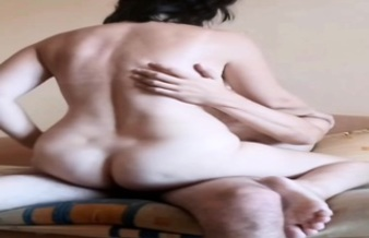 Dark Haired Amateur With Unshaven Pussy Real Homemade Video