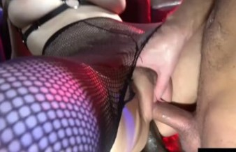 Valentina Nappi Ass Fucked In ROUGH Interracial BDSM Dungeon Threesome ´