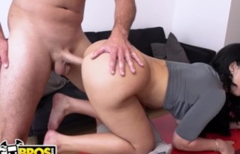BANGBROS - Valerie Kay's BF Sean Lawless Gets Seduced By Her Busty Roommate